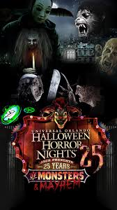 when halloween horror nights 2015 hhn 25 fan made wallpapers page 3 halloween horror nights 25