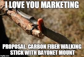 Proposal Meme - product proposal carbon fiber staff w bayonet mount imgflip