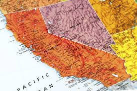 Santa Monica College Map What If California Became An Independent Nation California Home