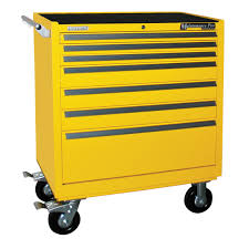 kennedy 8 drawer roller cabinet kennedy 3407mpyw 6 drawer maintenance pro 34 roller cabinet yellow