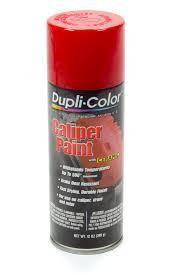dupli color krylon bcp100 brake caliper red paint 7 95 buy online