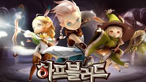 half android half blood 하프블러드 gameplay ios android proapk android