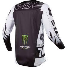 monster motocross gear fox racing monster gear