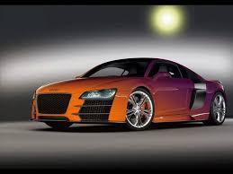 audi color changing car photoshop animation car flip flop color changing color