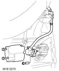 land rover discovery crankshaft position sensor genuine part