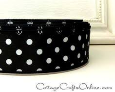 black and white polka dot ribbon black and white polka dot burlap wired ribbon 4 wide from the