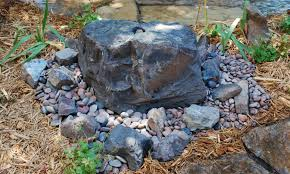 Water Rock Garden Water Rock Landscaping Gardening Ideas