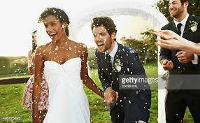 Wishing Bride And Groom The Best Wedding Stock Photos And Pictures Getty Images