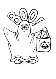 scary halloween coloring pages kids 00