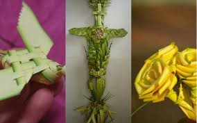 palm for palm sunday 18 amazing things woven out of palm sunday palms churchpop