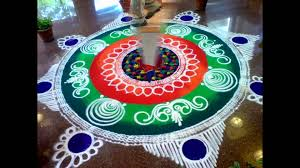 best rangoli designs for diwali 2016 free hand rangoli with