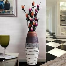 Large Floor Vases For Home Black Floor Vase Black Floor Vase Floor Vases Home Decor Floor