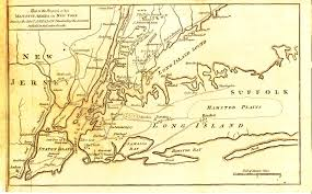 Map Of New York Cities by Revolutionary War Era Map Of New York 2000x1691 Mapporn American