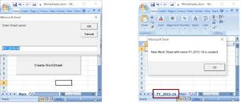 create worksheets with names in specific format pattern