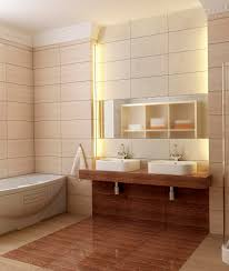 interior relaxing zen bathroom with oriental interior accents
