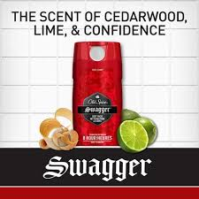 swagger red zone body wash