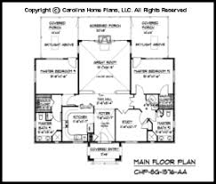 dual master suite home plans small cottage house plan chp sg 1576 aa sq ft affordable