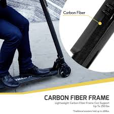 buy the world u0027s lightest carbon fiber powered electric scooter