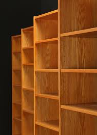 danish vintage oak bookshelves bo butik danish vintage design