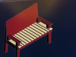 Bench Made From Tailgate Chevy Tailgate Bench 6 Steps