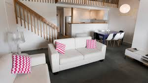 on mountain apartments cardrona nz mountain apartment living area