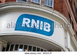 Royal Institute Blind Royal National Institute Of Blind People Rnib Judd Street London