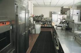 the estimated cost for a commercial kitchen in a small business