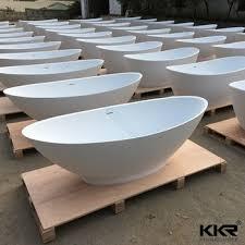 Oval Bathtub Kkr Matte White Freestanding Bath Tub Oval Bathtub Price Free