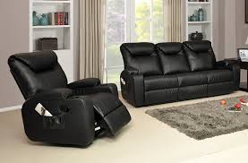 Leather Lazy Boy Recliner Lovesofas New Luxury Cinema Lazy Boy 3 1 Bonded Leather Recliner