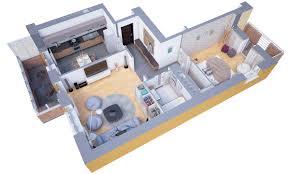 one bedroom floor plans with inspiration design 57065 fujizaki