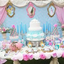 cinderella birthday party ideas princess cupcakes birthday