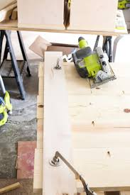 How To Build A Farmhouse Table How To Build A Rustic Farmhouse Dining Table The Home Depot Blog