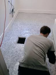 mosaic bathroom floor tile ideas bathroom simple hex bathroom floor tile decor color ideas simple