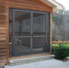Screen French Doors Outswing - storm doors for french patio doors french doors with security
