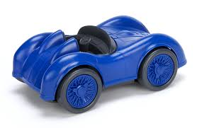 blue girly cars amazon com green toys race car blue toys u0026 games