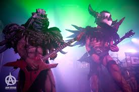 A Guide To Ruining Your Clothes With Gwar The Backstage Beat