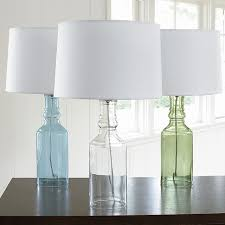 Glass Table Lamps Sea Glass Table Lamp 10 Household Items For Every House Of Our