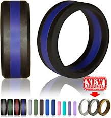 rubber wedding ring silicone wedding rings by knot theory canadian award winning