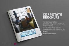 corporate brochure vol 5 by mrtemplater on creativemarket