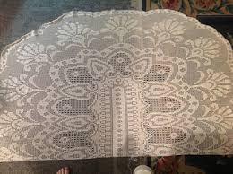 ravelry american school of needlework 1253 thread crochet oval