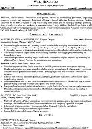 mba student resume for internship sle student resume business admission mba