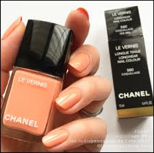 chanel coquillage 560 u2013 chanel cruise 2017 nails pinterest
