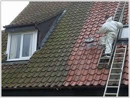 concrete roof tile paint colours tiles home design ideas