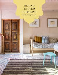buy book behind closed curtains interior design in iran by