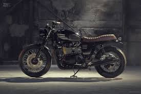 triumph bonneville t100 custom by bunker custom cycles 3