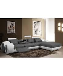 canapé d angle en cuir design canapé d angle cuir design cuir design