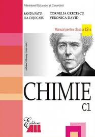 manual chimie c1 clasa a 12 a de la editura all