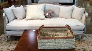Ballard Designs Claudette Headboard And A Peek At Outlet Deals - Ballard design sofa