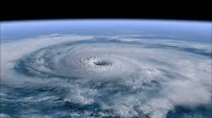10 hours hurricane from space with star trek sounds 1080hd