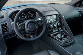jaguar jeep inside 2017 jaguar f type svr coupe interior view 02 motor trend